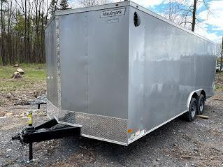 2021 Haulmark Passport 8.5x20 Enclosed Cargo Trailer