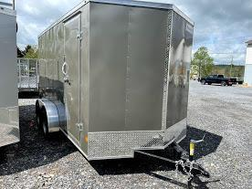 2021 Haulmark Passport 7x14 Enclosed Cargo Trailer