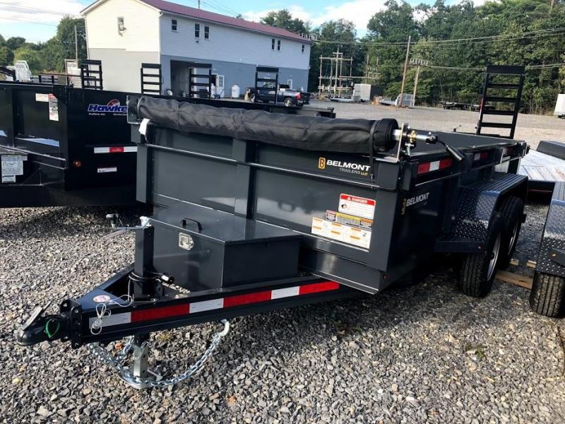 2021 Belmont DTL8112-12k Dump Trailer