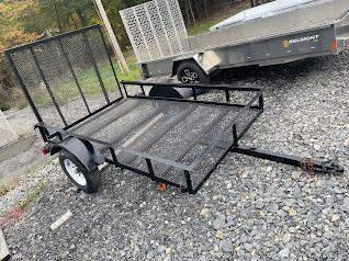 2015 Carry-On 5x8 Utility Trailer