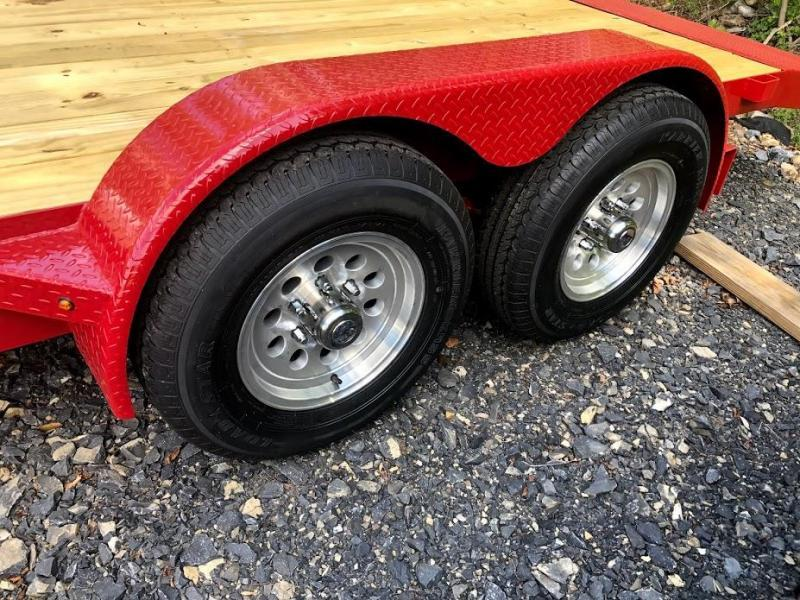2021 Belmont CH818-10k Car / Racing Trailer