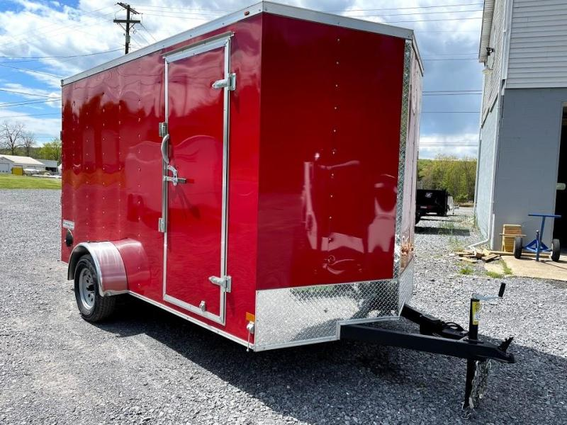 2021 Haulmark Passport 7x12 Enclosed Cargo Trailer