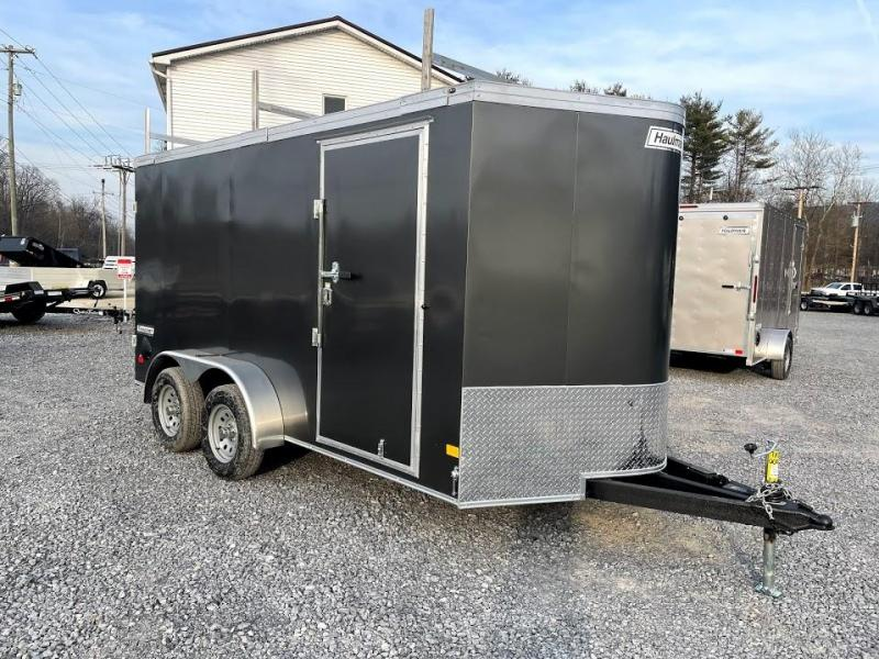 2021 Haulmark Transport Contractor 7x14 Enclosed Cargo Trailer