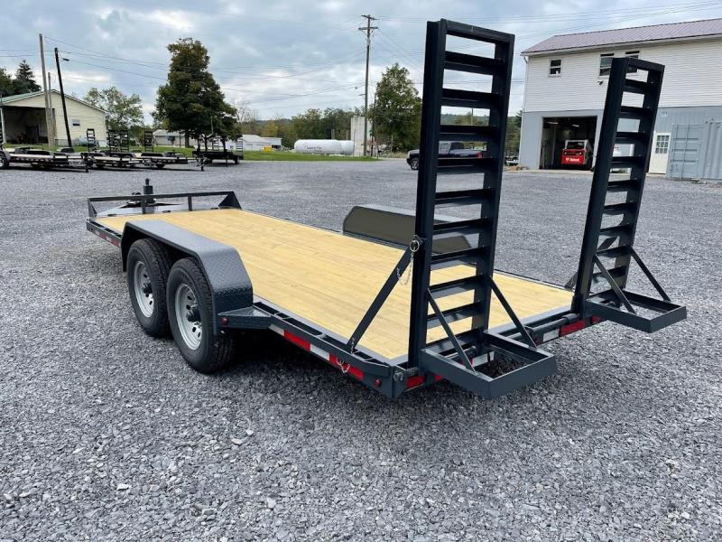 2022 Belmont SS1018-14K Equipment Trailer