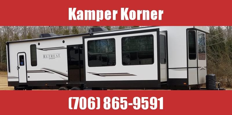 2021 Keystone RV Retreat 391MKTS Destination Trailer RV