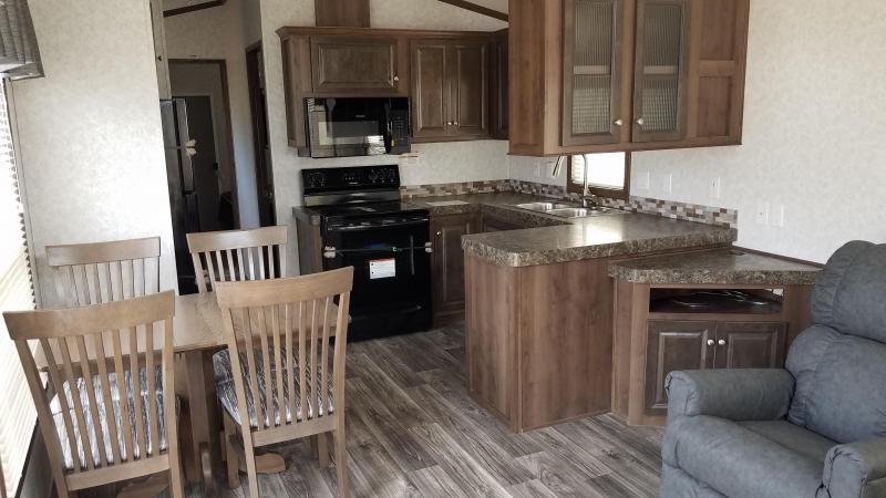 2021 Forest River Quailridge 38FLA Park Model RV
