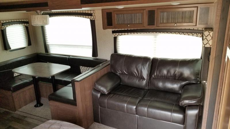 2018 Heartland RV Prowler P326 Fifth Wheel Campers RV