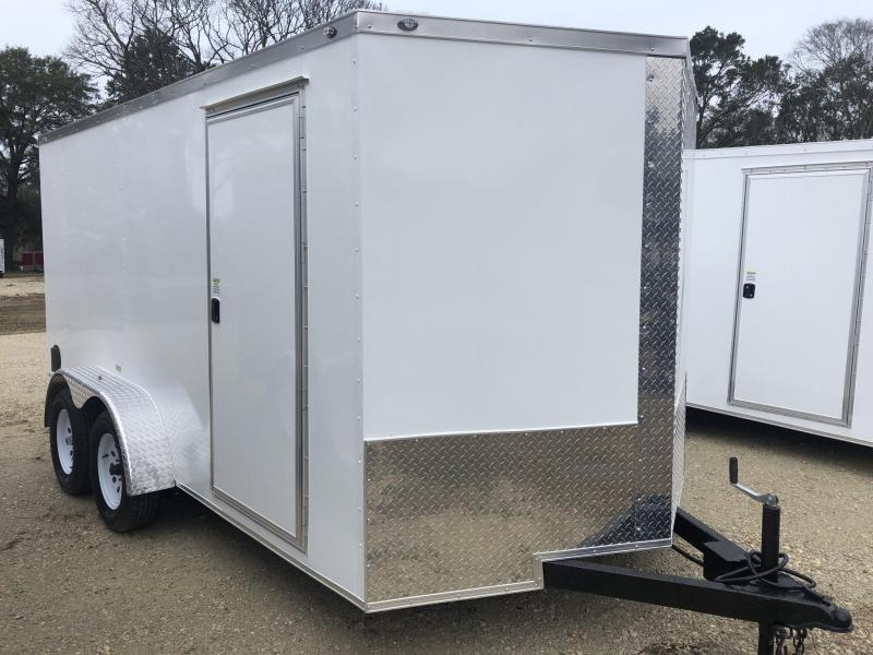 2021 Fast Cargo 7x14 Enclosed Cargo Trailer