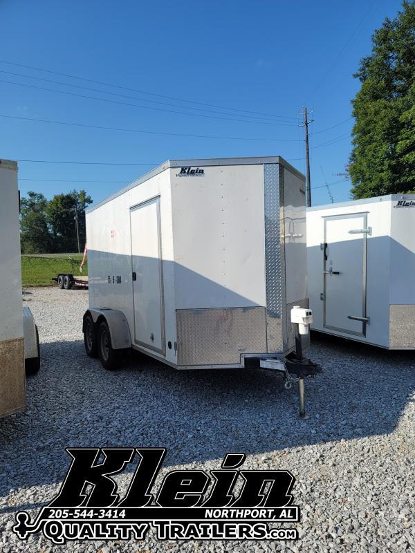 2019 Rock Solid Cargo 6x12 TA Enclosed Cargo Trailer