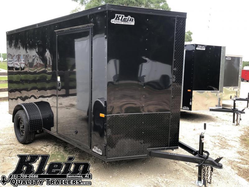 2020 Rock Solid Cargo 6X12 SA Enclosed Cargo Trailer