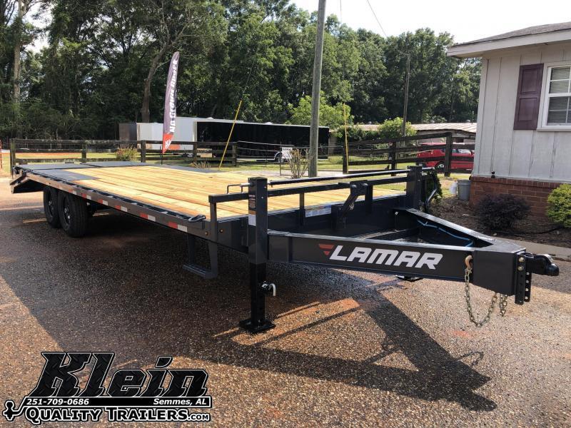 2021 Lamar Trailers 102X24 Equipment Trailer