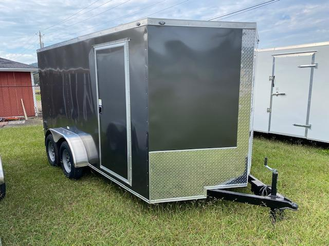 2021 Fast Cargo TA 7X14 Enclosed Cargo Trailer