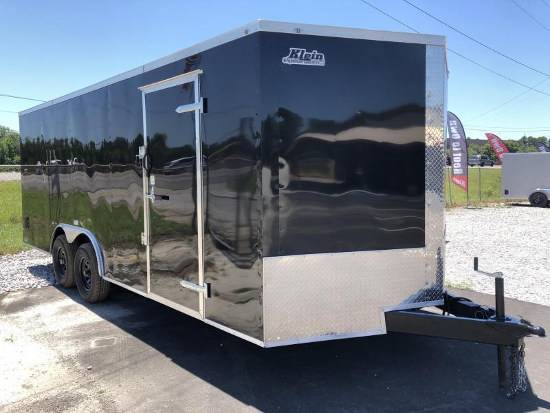 2021 Fast Cargo 8.5X20 Enclosed Cargo Trailer 10K