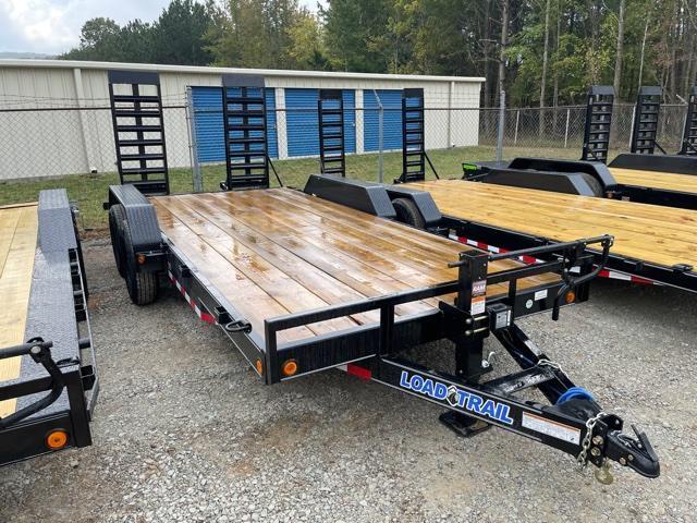 2022 Load Trail EQ 83x18 Equipment Trailer