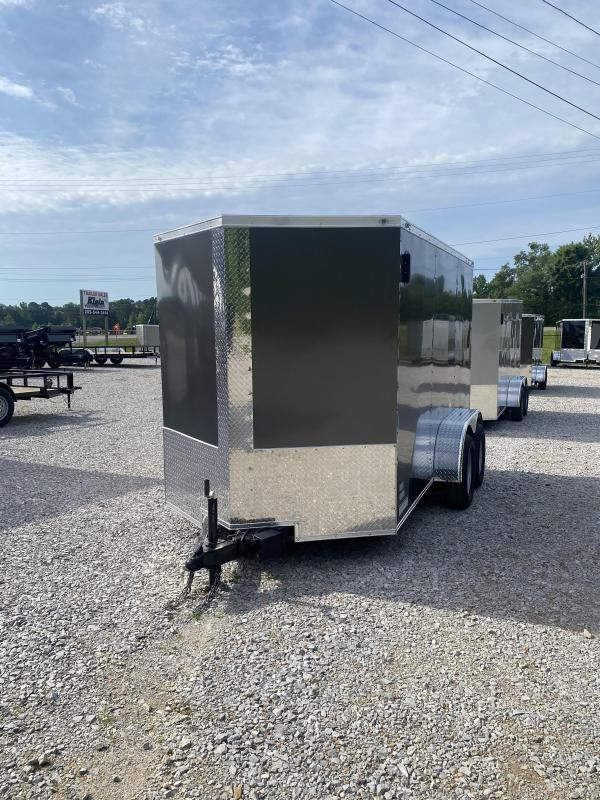 2021 Fast Cargo TANDEMAXLE Enclosed Cargo Trailer