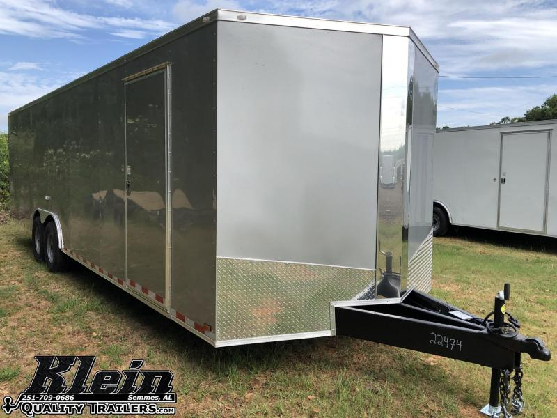 2021 Spartan Cargo 8.5X28 14K Enclosed Cargo Trailer