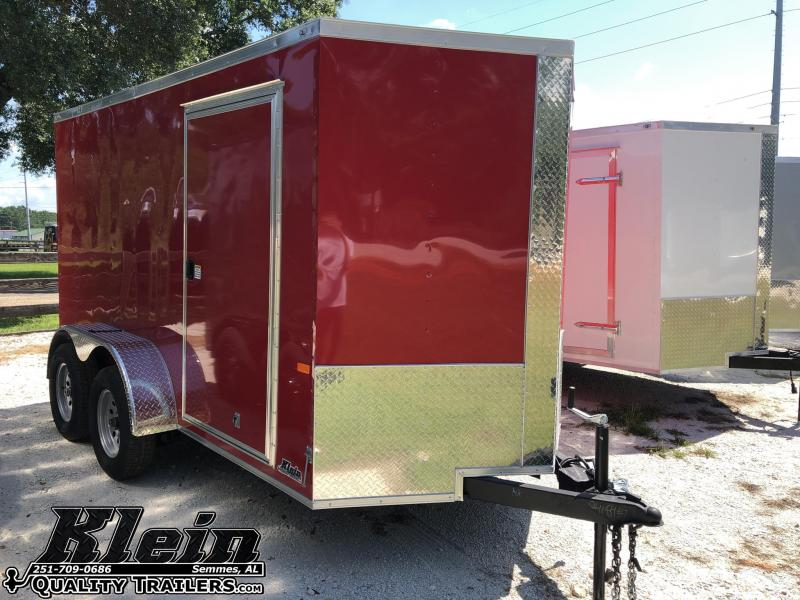 2021 Rock Solid Cargo 6X12 TA Enclosed Cargo Trailer