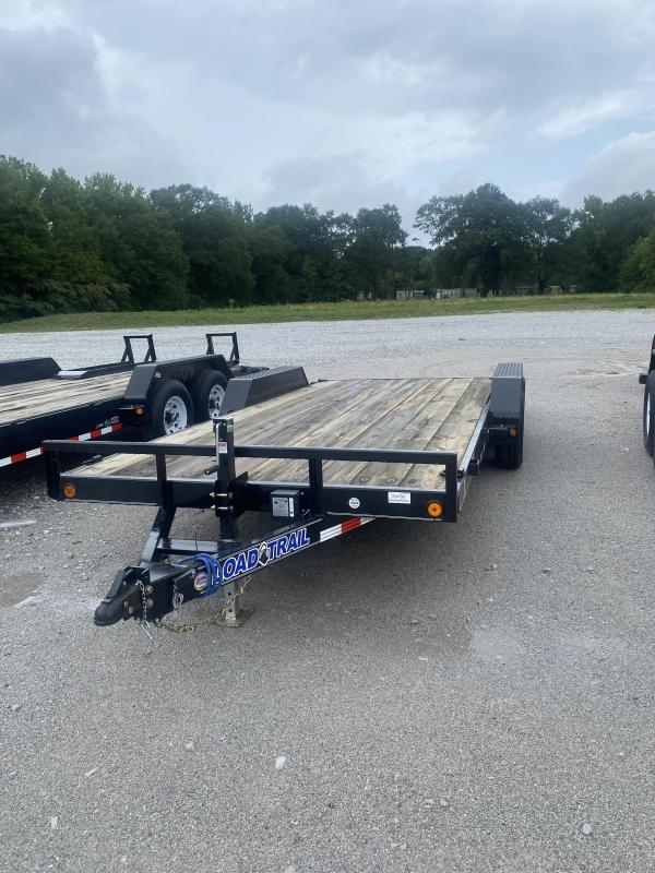 2021 Load Trail 83x18 Tandem Axle Car / Racing Trailer
