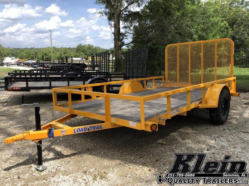 2020 Load Trail 77X12 SA Utility Trailer
