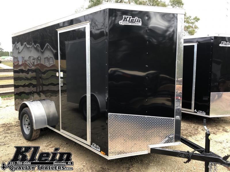 2021 Spartan Cargo 6X12 Enclosed Cargo Trailer