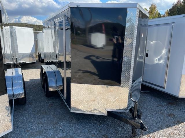 2021 Fast Cargo TA 6x12 Enclosed Cargo Trailer