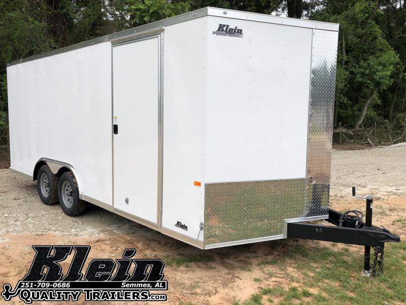 2021 Rock Solid Cargo 8.5X18 Enclosed Cargo Trailer