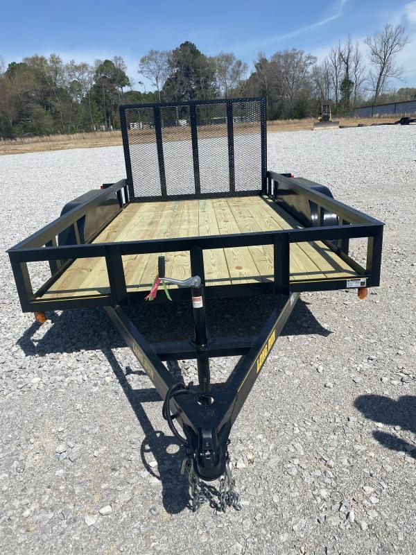 "2021 Long Run 6'4""x12 Utility Trailer"
