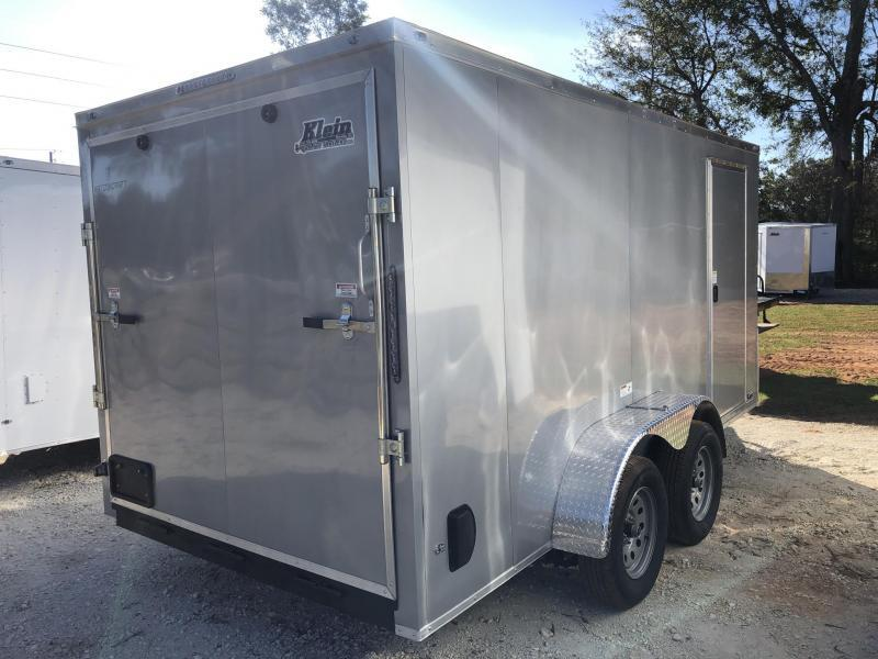2022 NationCraft Trailers 7X16 TANDEM AXLE Enclosed Cargo Trailer