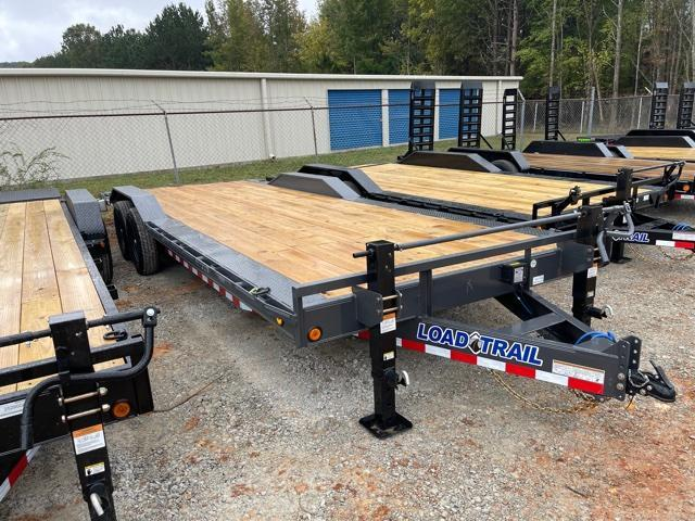 2022 Load Trail EQ 102x24 Equipment Trailer