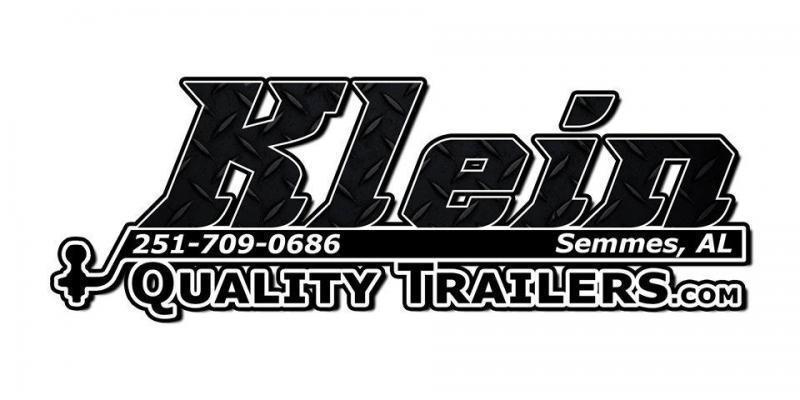 2021 Bye Rite 7X16 TA Utility Trailer