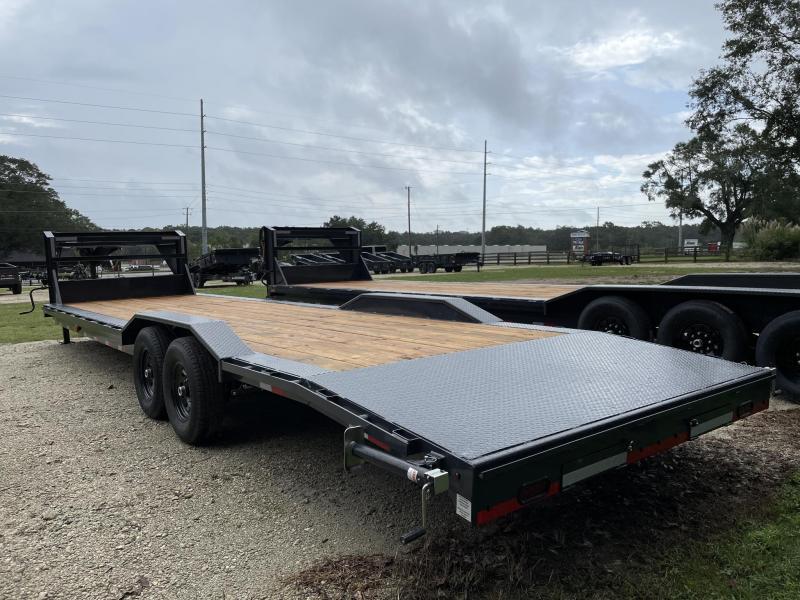 2021 Lamar Trailers 102X32 Equipment Gooseneck