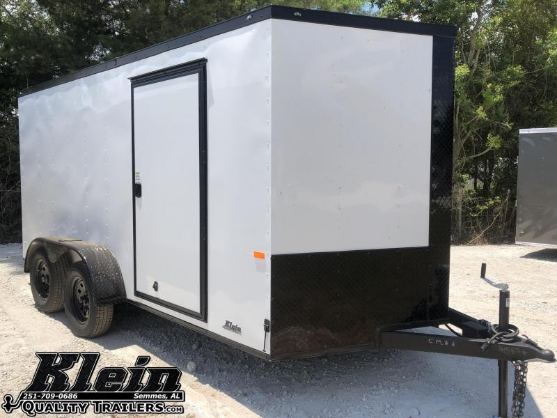 2021 Rock Solid Cargo 7X14 Cargo Trailer