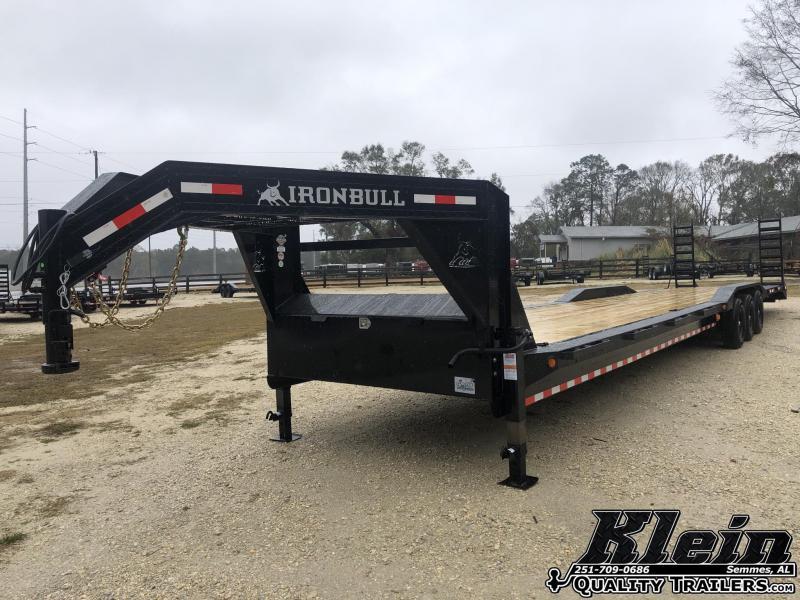 2021 Iron Bull 102X44 Equipment Trailer