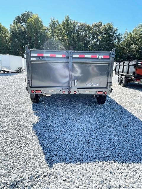 2022 Load Trail 83x14x3 Dump Trailer
