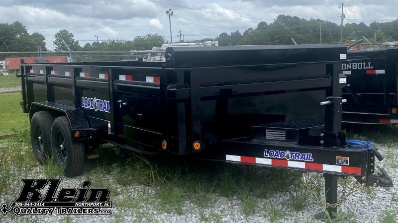 2021 Load Trail 83x14x2 Dump Trailer