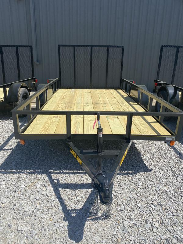 2021 Long Run 6'4X12SA Utility Trailer