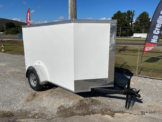 2021 Fast Cargo TA 5x8 Enclosed Cargo Trailer