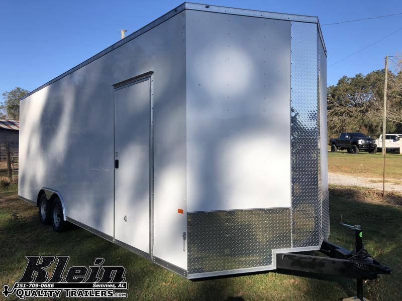 2021 Fast Cargo 8.5X24 Enclosed Cargo Trailer