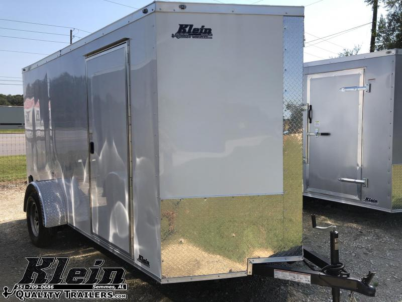 2021 NationCraft Trailers 6X12X7 SA Enclosed Cargo Trailer