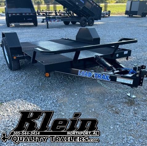 2021 Load Trail 77x12 Scissor Hauler Equipment Trailer