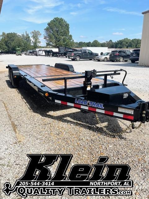 2022 Load Trail 83x22 Tilt Deck Equipment Trailer