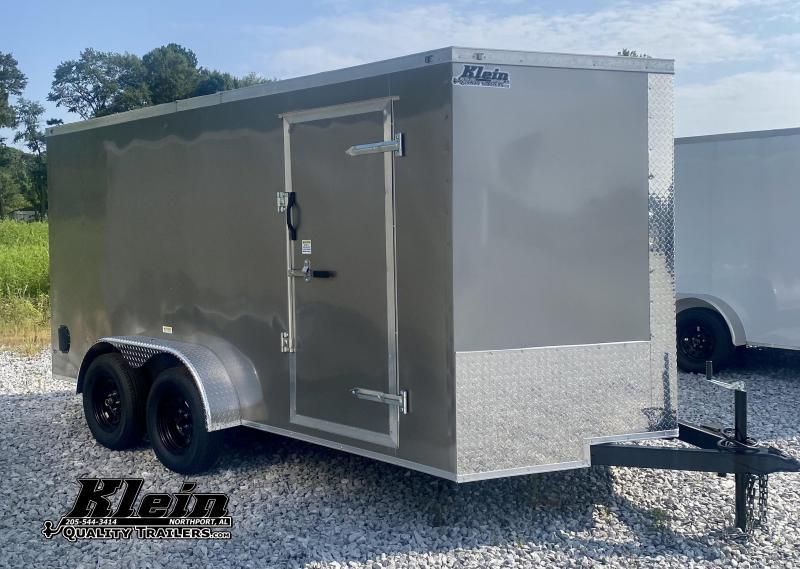 2021 Fast Cargo 7x14 Enclosed Cargo Trailer
