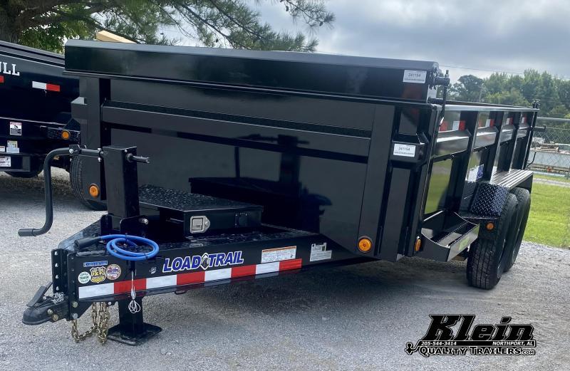 2021 Load Trail 83X14 BUMPER PULL Dump Trailer