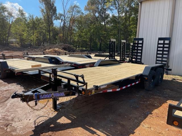 2022 Load Trail EQ 83x20 Equipment Trailer