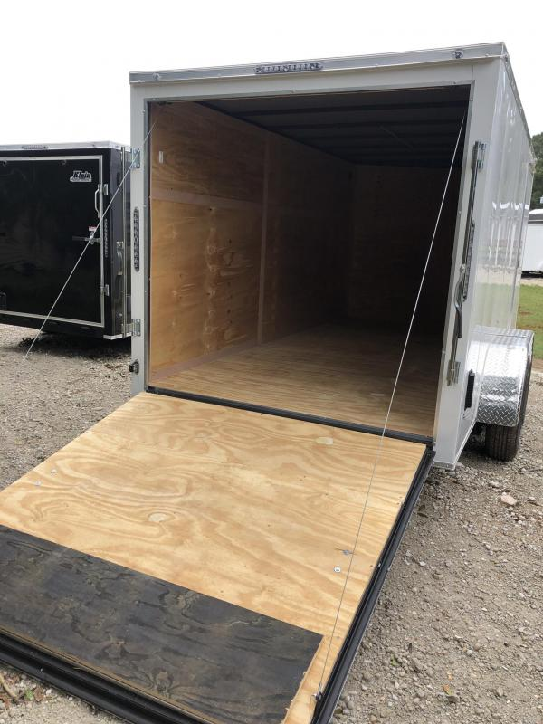 2020 NationCraft 7X16 Enclosed Cargo Trailer