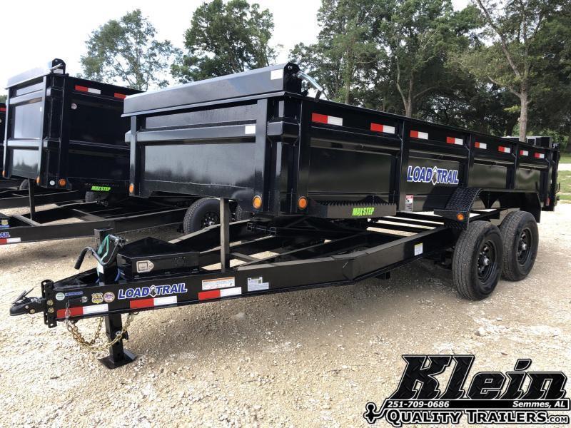 2021 Load Trail 83X16X2 Dump Trailer