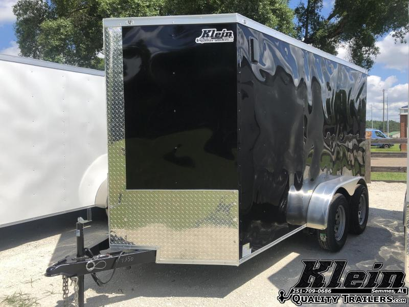 2020 Fast Cargo 6X12 TA Enclosed Cargo Trailer