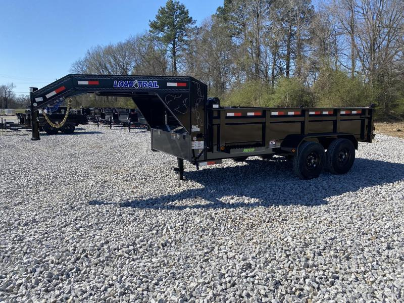 2021 Load Trail Load Trail DT GN 83x14x2 Equipment Trailer