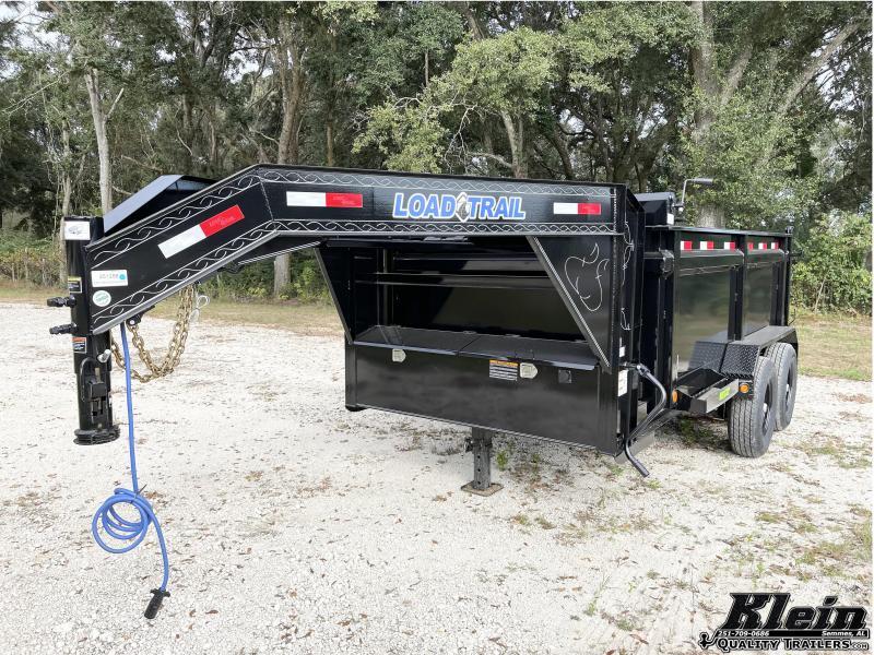2022 Load Trail 83X12 Gooseneck Dump Trailer