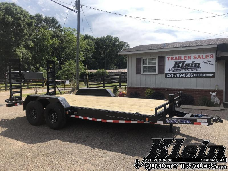 2021 Load Trail 83X18 Equipment Trailer